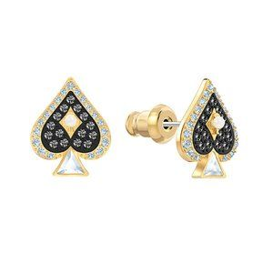 SWAROVSKI Spade Stud Earrings